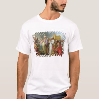 Solomon Before the Ark of the Covenant, 1747 T-Shirt
