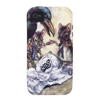 Solomon Caw and Assistants Case-Mate iPhone 4 Case