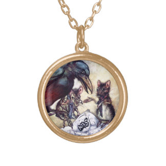 Solomon Caw and Assistants Gold Plated Necklace