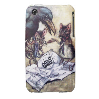 Solomon Caw and Assistants iPhone 3 Case