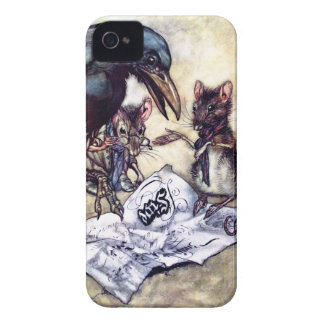 Solomon Caw and Assistants iPhone 4 Case-Mate Cases