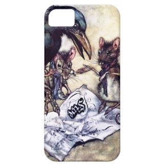 Solomon Caw and Assistants iPhone SE/5/5s Case