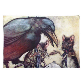 Solomon Caw and Assistants Placemats