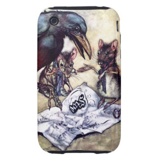 Solomon Caw and Assistants Tough iPhone 3 Cover