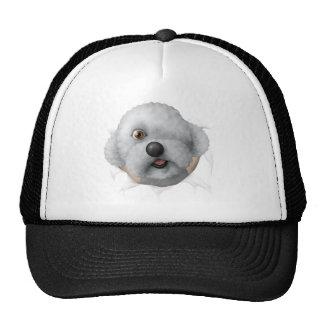 solomon chestburster trucker hat