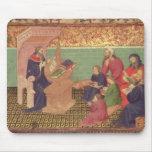 Solomon dicta los proverbios mouse pad