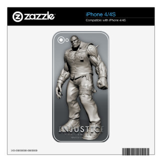 Solomon Grundy Alternate iPhone 4S Skins