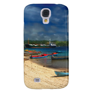 Solomon Island Carcasa Para Galaxy S4