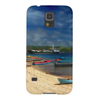 Solomon Island Funda Galaxy S5