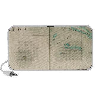 Solomon Island Oceanía ningunos 32 iPhone Altavoces