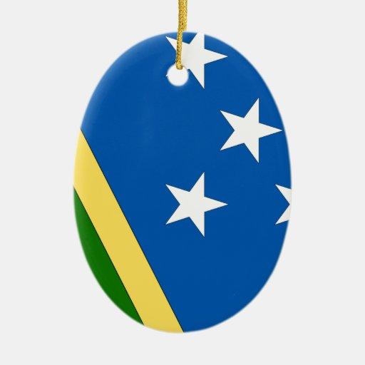 Solomon Island Ornamentos De Navidad
