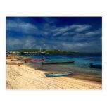 Solomon Island Tarjetas Postales