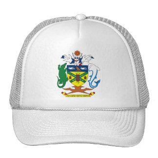 Solomon Islands Coat of Arms Hat