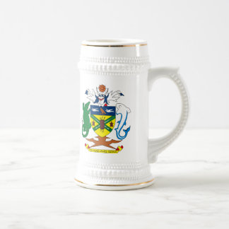 Solomon Islands Coat of Arms Mug