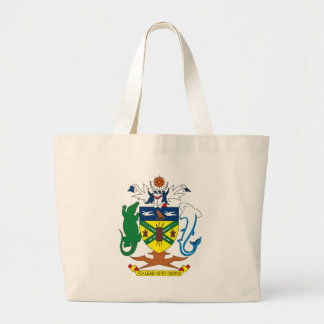 Solomon Islands Coat of Arms Tote Bag