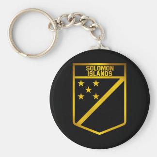 Solomon Islands Emblem Keychain