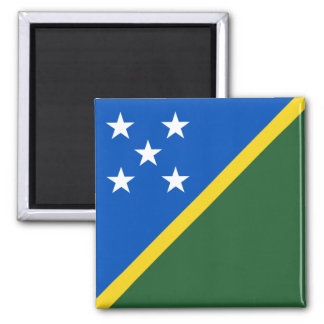 Solomon Islands Flag Magnet