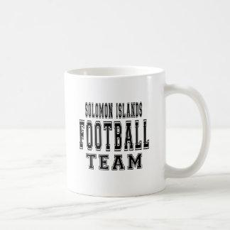 Solomon Islands Football Team Coffee Mugs