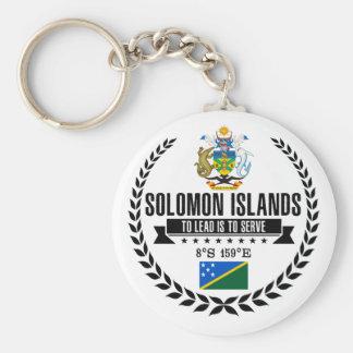 Solomon Islands Keychain