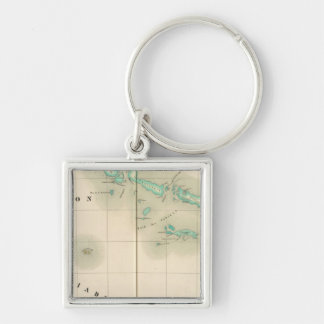 Solomon Islands Oceania no 32 Keychain