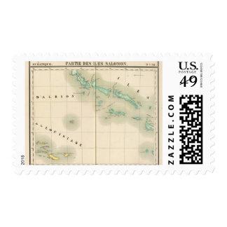 Solomon Islands Oceania no 32 Postage Stamp
