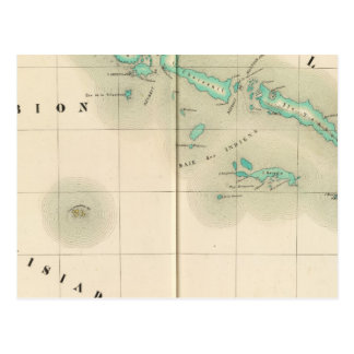 Solomon Islands Oceania no 32 Postcard