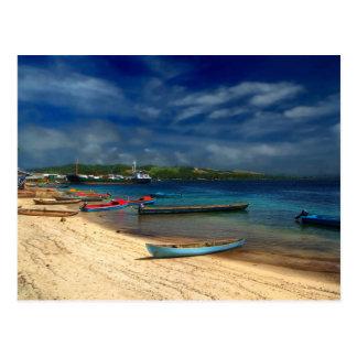 Solomon Islands Postcard