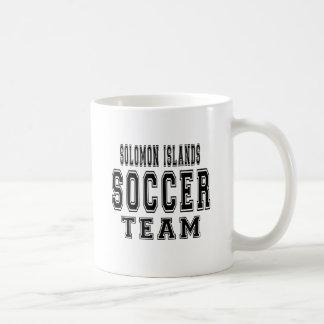 Solomon Islands Soccer Team Coffee Mug