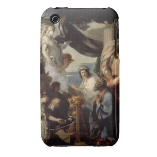 Solomon making a sacrifice to the idols iPhone 3 cases
