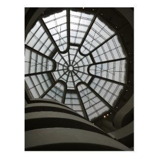 Solomon R. Guggenheim Museum Postcard