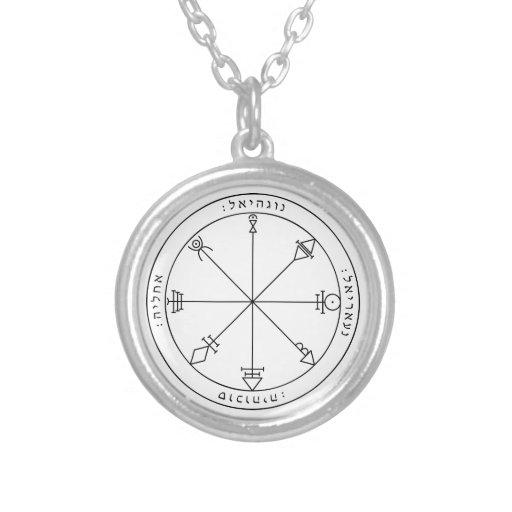 Solomon's Pentacle of Venus Necklace
