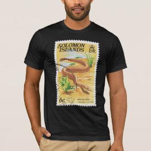 Solomons Snake Stamp T-Shirt