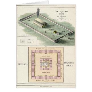 Solomon's Temple Greeting Card