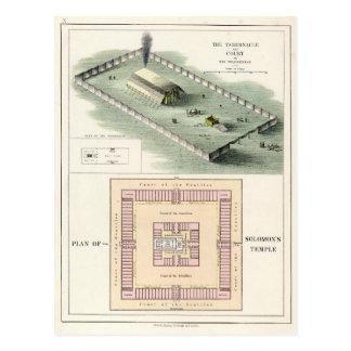 Solomon's Temple Postcard