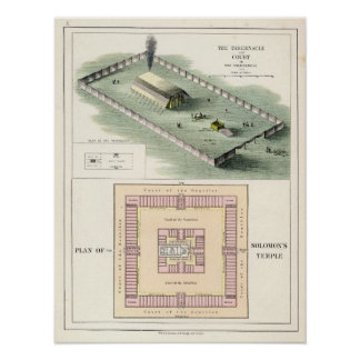 Solomon's Temple Poster
