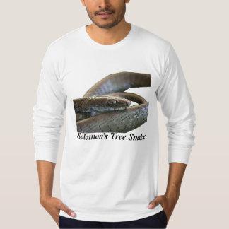 Solomon's Tree Snake American Apparel Long Sleeve T-Shirt