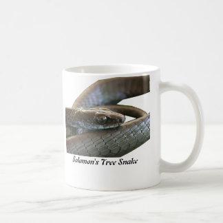 Solomon's Tree Snake Classic White Mug