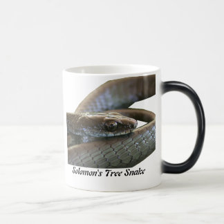 Solomon's Tree Snake Morphing Mug