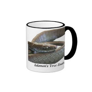 Solomon's Tree Snake Ringer Mug