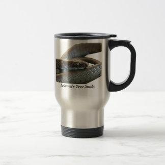 Solomon's Tree Snake Travel/Commuter Mug