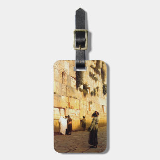 Solomon's Wall by Jean Leon Gerome Luggage Tag