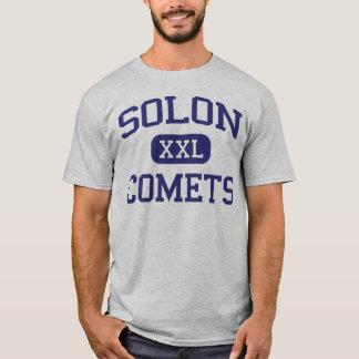 Solon - cometas - High School secundaria del Solon Playera