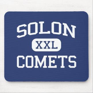 Solon - Comets - Solon High School - Solon Ohio Mouse Pad