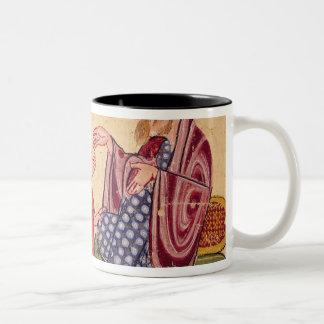 Solon Teaching Two-Tone Coffee Mug