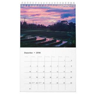 Solonomade calendar 2018