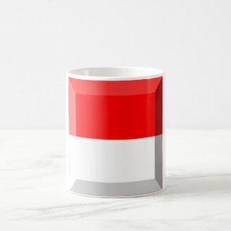Solothurn Flag Gem Coffee Mug