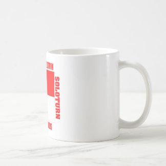 Solothurn Switzerland Canton Flag Coffee Mug