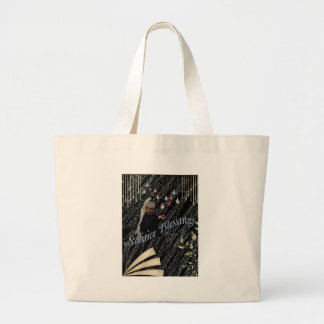 Solstice Blessings Canvas Bags