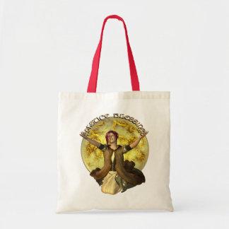 Solstice Blessings Tote Bag