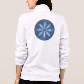 Solstice Bloom Kaleidoscope Mandala Jackets